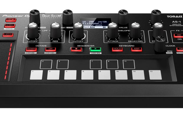 Pioneer DJ Drops A New Monophonic Synth In Conjunction With Dave Smith