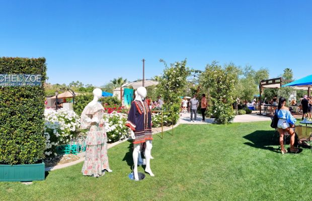FAUXCHELLA RECAP 2017: the ZOEasis: A Style Retreat