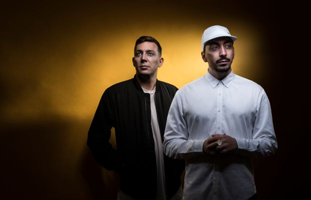 Playlist: My Nu Leng Bring Their Eclectic Electronic Style To CONTROL at Avalon on Cinco De Mayo