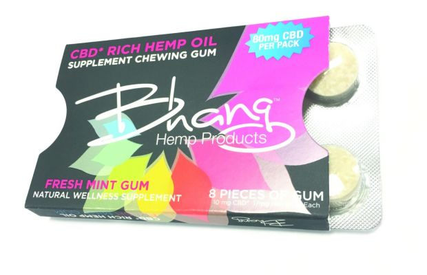 Got Too High By Accident? Bhang's Chewing Gum Will Rescue You