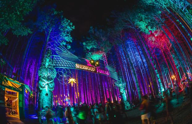Relive Electric Forest with DGRO's Deep & Grooving Silent Disco DJ Set