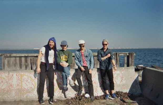 [Interview] TRAILER CONVOS WITH HOMESHAKE AT FYF 2017