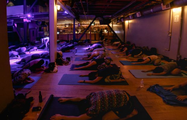 Magnetic Exclusive: Deep House Yoga Live @ Public Works