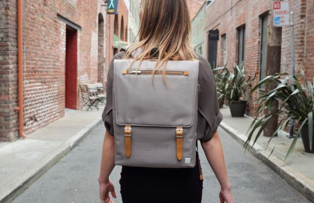 Up Your Style Game With Moshi's Helios Light Backpack And Aerio Messenger