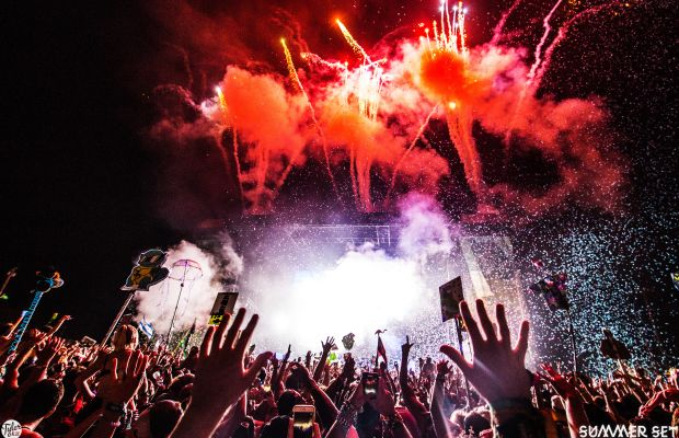 The Best Sets From Summer Set Music Festival
