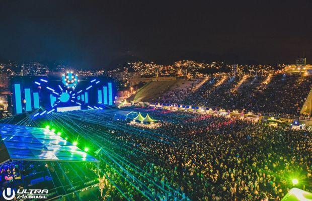 Ultra Music Festival breaks 1 Million Attendees Across All 2016 Events