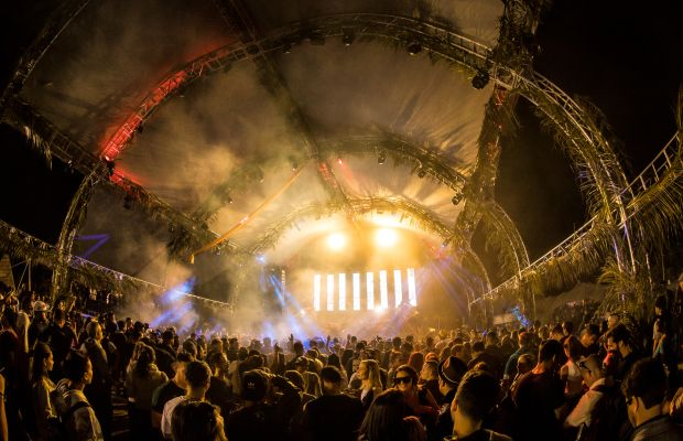Recap + Photo Gallery: Rapture Electronic Music Festival