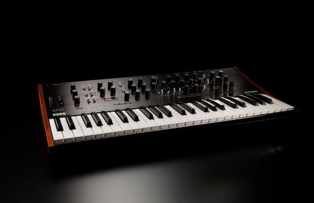 Korg Announces Prologue Polyphonic Analog Synthesizer