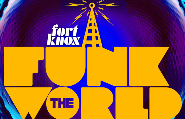 Funk The World Vol. 33 with Lack Jemmon