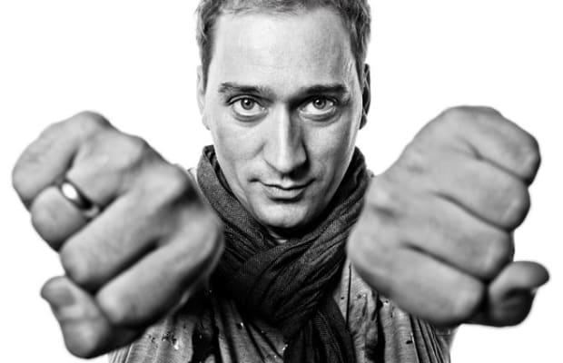 Paul Van Dyk Talks About His Life-Threatening Stage Fall