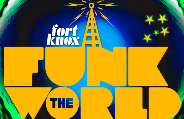 Fort Knox Five presents Funk The World Vol. 34 with Trotter