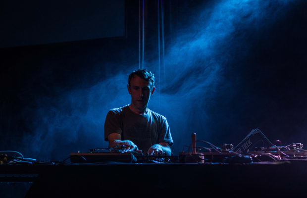 RJD2 Was Almost Removed from a Flight For Trying to Carry on a Bag of Records