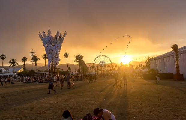 Coachella 2018 Preview: Party Party Parties in The Desert!