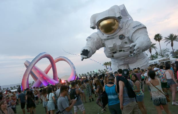 Two Security Guards at Coachella were Stabbed During a Brawl on Sunday