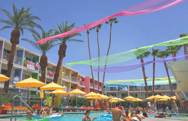 Splash House Shines in SoCal with a Sun Soaked Atmosphere