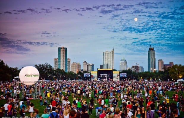 Magnetic's SXSW 2017 Guide: Austin Music Week Events