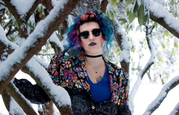 Weedsday Playlist: Prismatic Paradigm's Emma Chasen Shares 5 Songs for Your Next Smoke Sesh