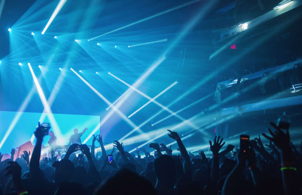 Check Out These Epic Shots of Axwell Ingrosso at Terminal 5