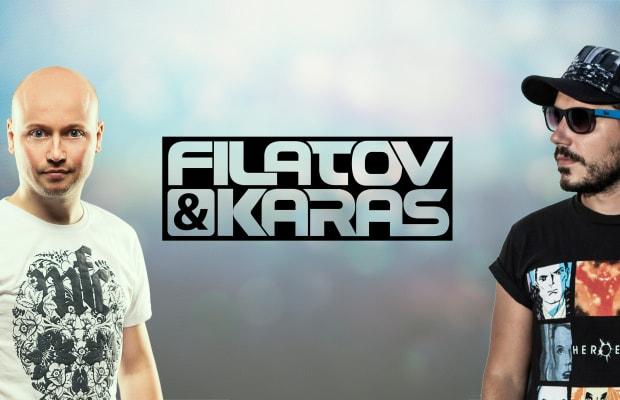 """Premiere: Filatov & Karas - """"Time Won't Wait"""""""