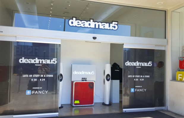 Event Review: Deadmau5 pops up on Fairfax