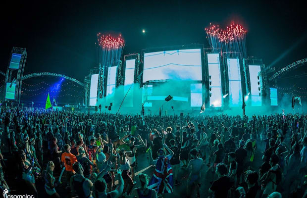 Insomniac and Red Bull TV Team Up To Bring EDC Las Vegas to the Rest of the World