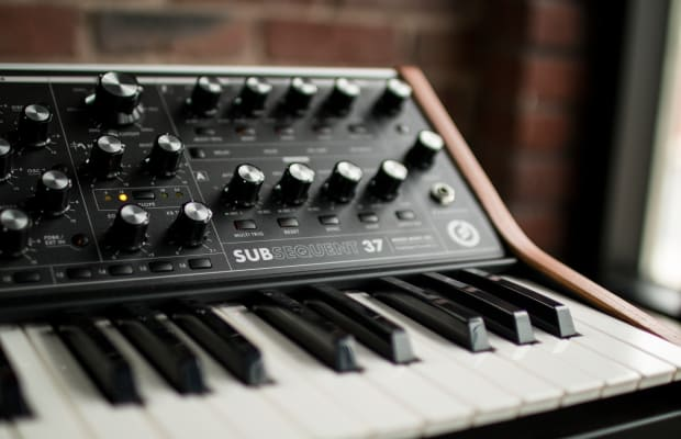 Moog Unveils the Subsequent 37 Synthesizer