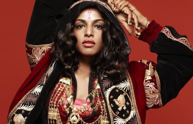 M.I.A. Frustrated with Record Label, Threatens to Leak Her New Album