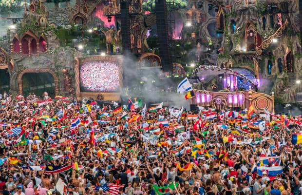 The Spirit Of Tomorrowland Captured in 10 Stunning Photos