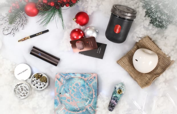 Holiday Gift Guide: 10 Chic Cannabis Accessories for Those With Elevated Style