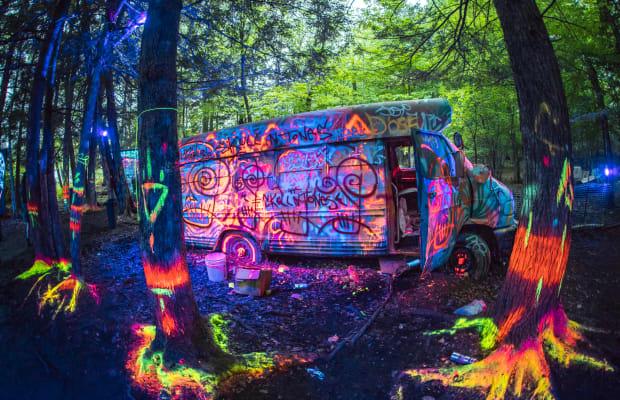 BangOn! NYC's Elements Lakewood Camping Festival Art Director, Julianne Irene, Talks Year 1, Stage Design, 2018 Return