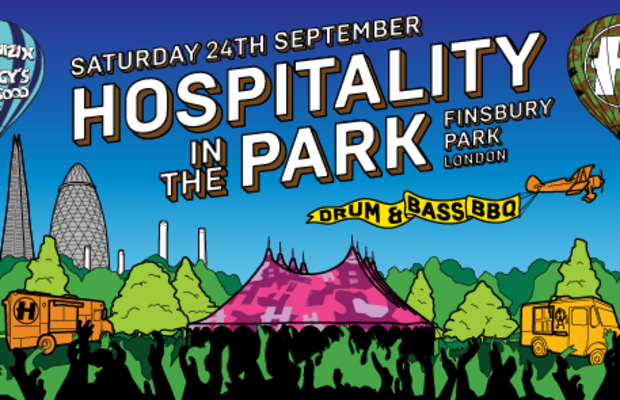 Drum & Bass Heads - Hospitality In The Park is Where You Need To Be