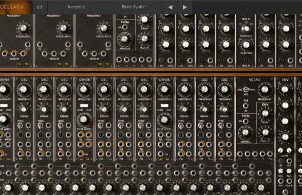 Point Blank Production Tutorial: Arturia Moog Modular Part 1: Overview & Modular Basics