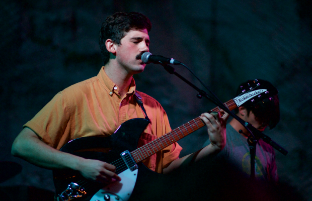 Sound on Sound Makeup Shows Recap: Lindstrøm, The Juan Maclean, Washed Out and Hot Chip Shine