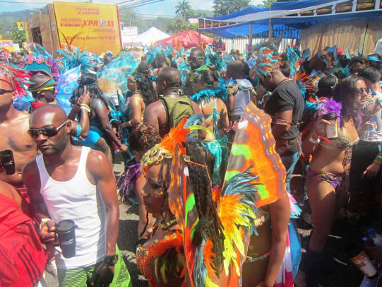 carnival tuesday 2