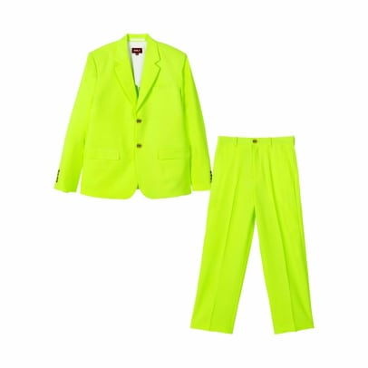 Tyler The Creator IGOR Suits Green off Person