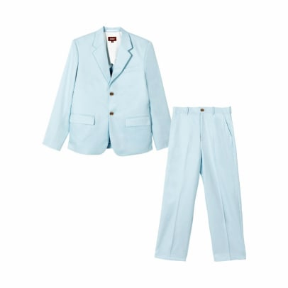 Tyler The Creator IGOR Suits Blue Off Person