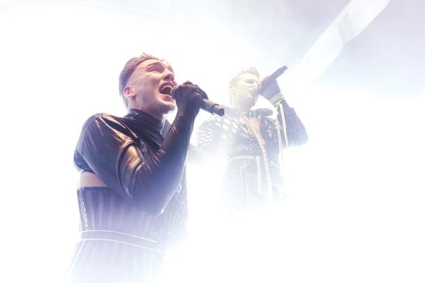 Iceland Airwaves 2019 01 - Hatari - Ian Young