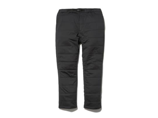 Snow Peak Flexible Insulated Pants -20AU003_Black_main