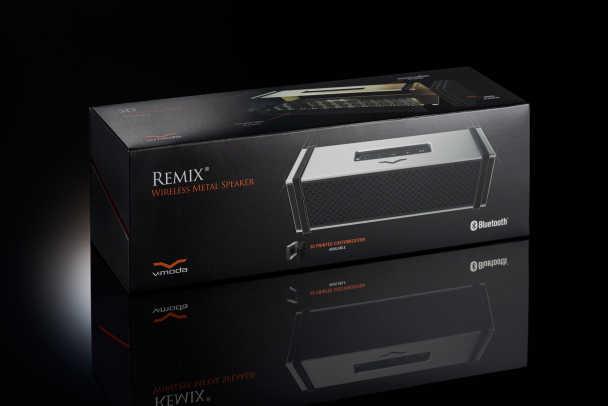 Moda Launches Remix, Its 1st Bluetooth Speaker