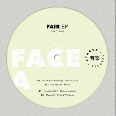 STRCTD Records Fair EP