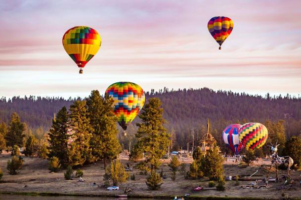 Hot Air Balloon Jacob
