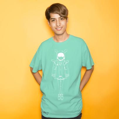 flicker porter robinson t-shirt
