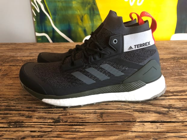The adidas Terrex Free Hiker perfect for festivals, city