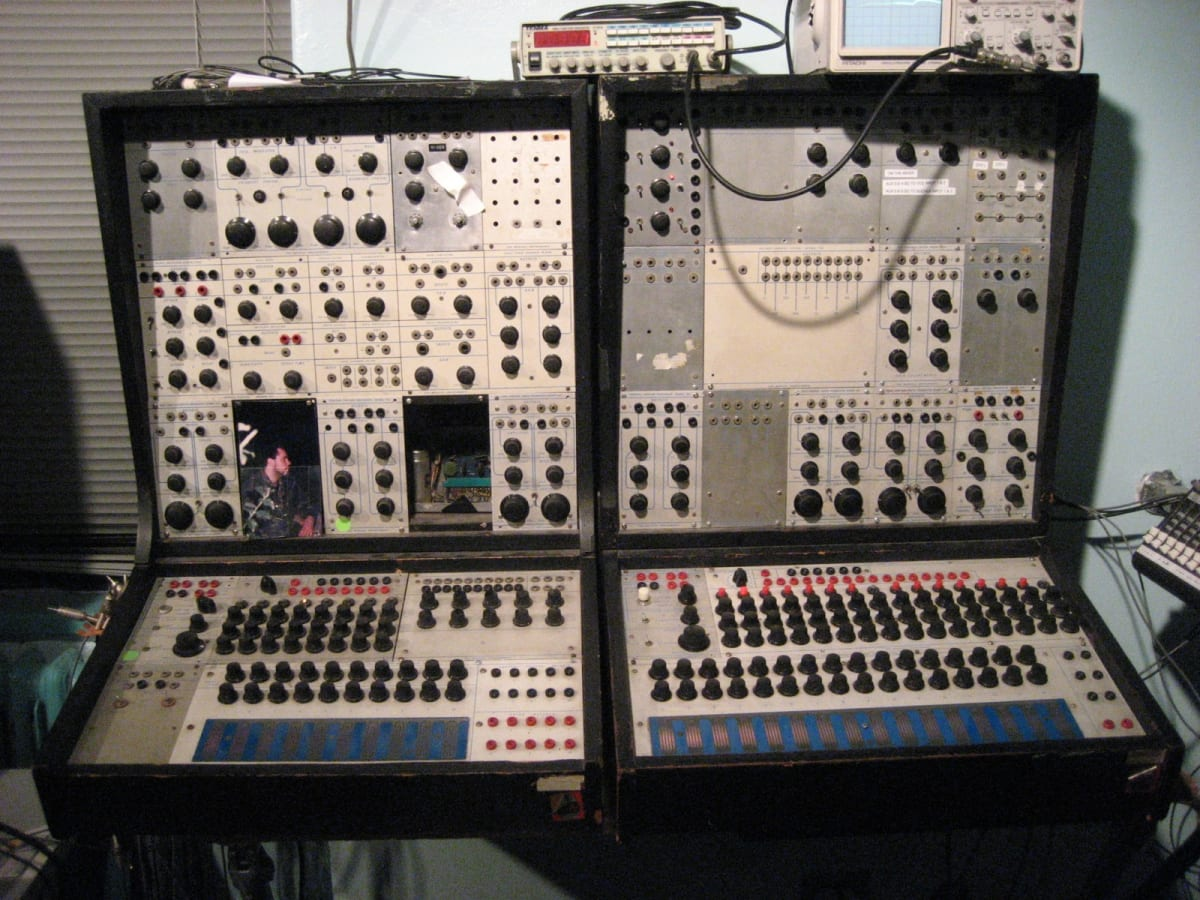 Learn How A Vintage Buchla Modular Synth Sent An Engineer On A LSD Trip