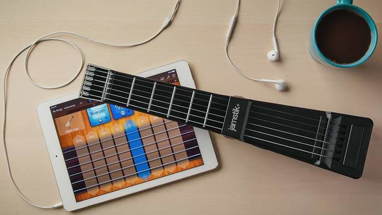 Jamstik Announces New Studio MIDI Guitar