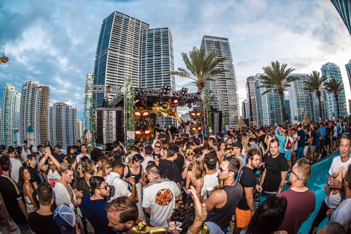 Epic Pool Parties Announces 2020 MMW Events With Do Not Sleep x Amnesia, Kings of House & Repopulate Mars