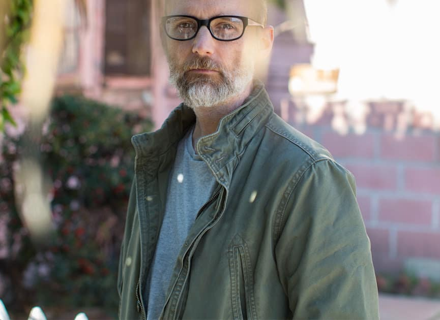 Moby Releases New Album 'Long Ambients 2' On Meditation & Sleep App Calm