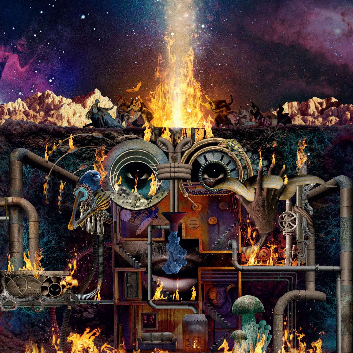 Flying Lotus Unleashes Musical Brilliance On Cosmic, Genre-Bending New Album 'Flamagra'