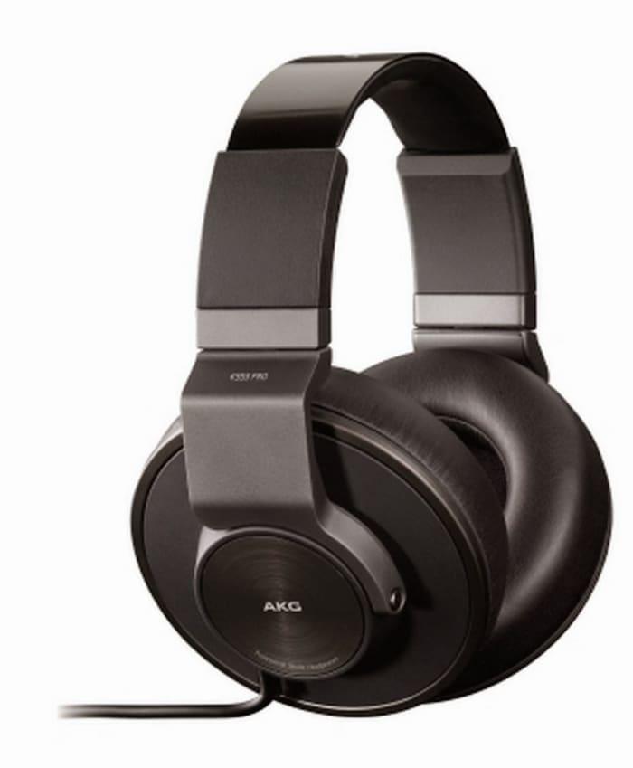 AKG K612 Pro Open Back Studio Headphones - DJ City