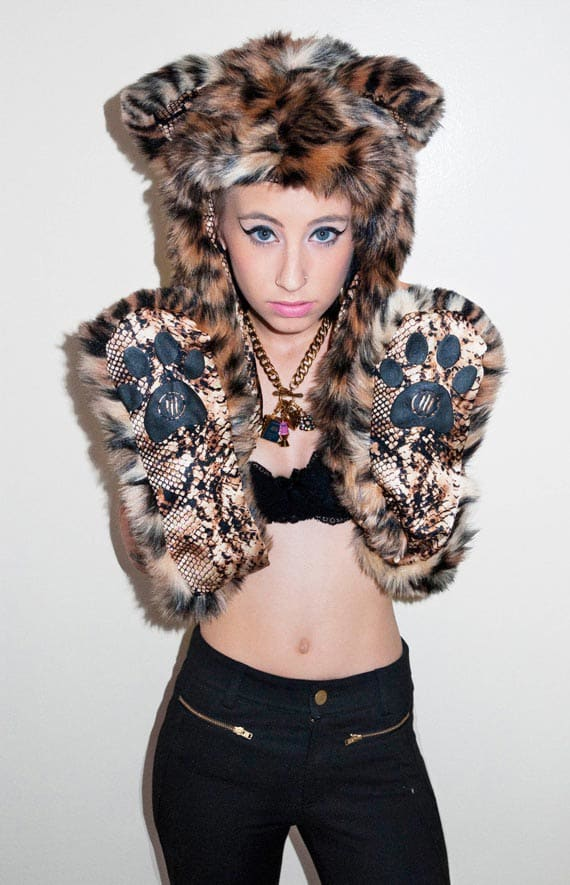 Kreayshawn—Just One Of The Beautiful People Of 2012 - Magnetic Magazine
